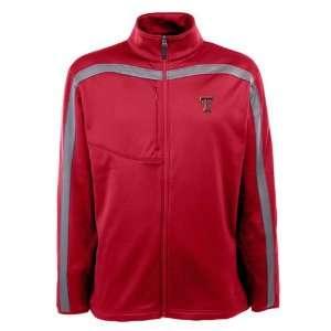Texas Tech Red Raiders Jacket   NCAA Antigua Mens Viper