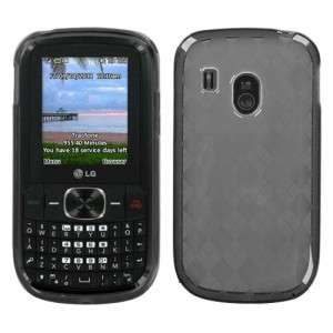 Gel Crystal CANDY Skin Case Cover for Tracfone Net10 LG 500g