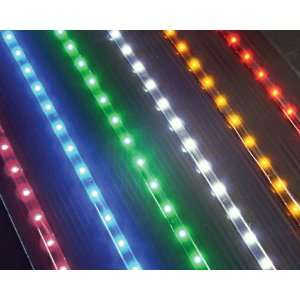 LED Light Strip   35   54 Blue Lights   Package of 2 Strips Toys