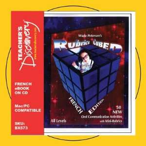 French Rubrics Cubed Book on CD