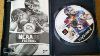 PLAYSTATION 2 PS2 video sports games 07 08 football baseball hockey