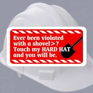 10x WORKSHOP TOOLBOX WARNING STICKERS DECALS *BARGAIN*