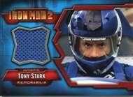 Man 2 Memorabilia Firesuit #IMC1 Tony Stark Robert Downey Jr.