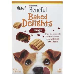 Beneful Baked Delights Hugs, Beef & Grocery & Gourmet Food