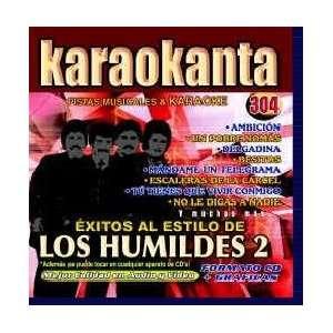 Karaokanta KAR 4304   Al Estilo de Los Humildes   II