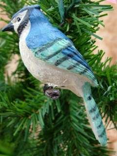 New Tjs Christmas Blue Jay Bird Watching Birds Christmas Tree