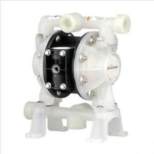 PD05P AES DTT B 0.5 Port Teflon Diaphragm Pump with Acetal Seat: Baby