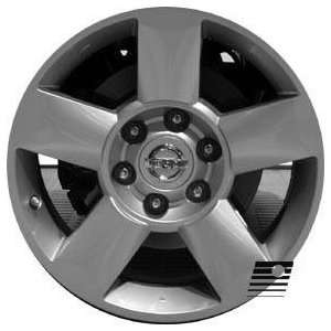 Used 18 inch Silver Full Face Painted Alloy Factory, OEM Wheel