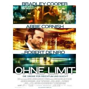 Limitless Movie Poster (11 x 17 Inches   28cm x 44cm) (2011