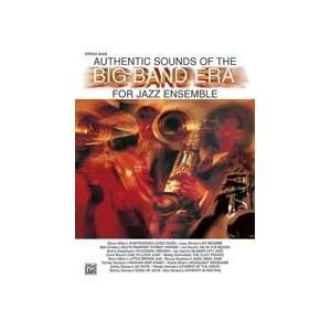 00 TBB0016 Authentic Sounds of the Big Band Era Musical Instruments