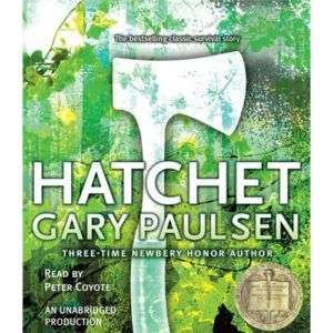 NEW Hatchet   Gary Paulsen 9780807204771