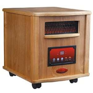 : Life Smart DISCOVERY 1500 INFRARED QUARTZ Heater: Kitchen & Dining
