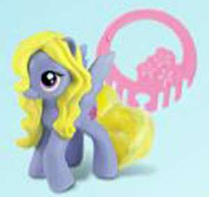 2012 McDonalds Happy Meal Toy   My Little Pony #6 Lily Blossom