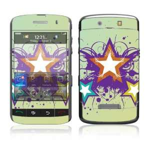 Rock Stars Decorative Skin Decal Cover Sticker for BlackBerry