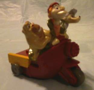 BURGER KING DISNEY OLIVER AND COMPANY TOY