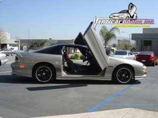 Chevy Camaro 98 02 Lambo Door Kit Vertical Doors Inc