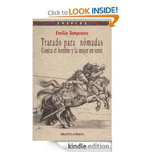 Ensayo) (Spanish Edition) Emilio Temprano  Kindle Store