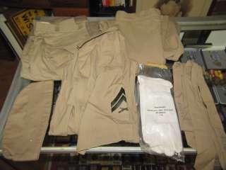 Original Vietnam era Named uniform grouping lot USMC US Marine Corps