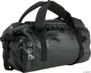 Pacific Outdoor Equipment Expedition Dry Duffle Bag XL; Black