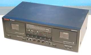 Tascam 202MKII Dual Cassette Deck