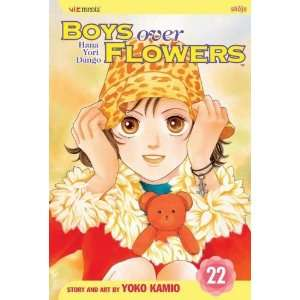 Boys Over Flowers, Vol. 22 (Boys Over Flowers Hana Yori