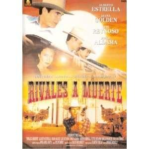 Rivales a Muerte: Alberto Estrella; Diana Golden; Luis