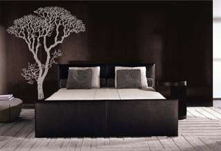 Vinyl Wall Decal Sticker Bare Tree Decoration 6 Ft Tall