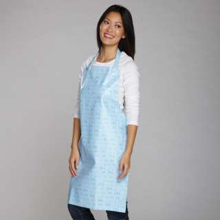 WATERPROOF Hair Repellant PVC APRON Smock *BLUE Dogs
