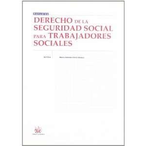 Derecho de la Seguridad social para trabajadores sociales