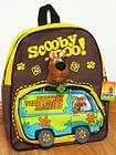 Scooby Doo Backpack Bookbag School Bag #Flower Power