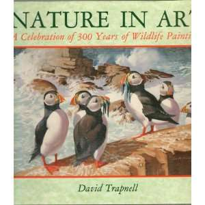 300 Years of Wildlife Paintings (9780715393338) David Trapnell Books