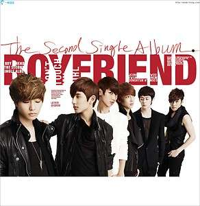 POP]BOYFRIEND BOY FRIEND Dont Touch My Girl 2ND MINI ALBUM CD