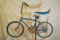 Schwinn Sting Ray Fastback Juvenile Kids Muscle Bike Blue Bicycle Boys