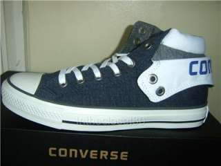 CONVERSE ALL STAR CT PADDED COLLAR 2 MENS WOMENS TRAINERS NAVY BLUE
