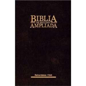 Biblia de Estudio Ampliada, Piel Negro, Índice