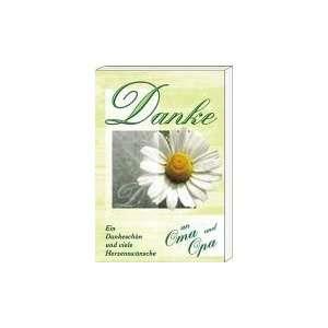 Danke an Oma und Opa (9783980989022): Michael E. Hanna: Books