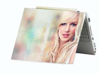 Britney Spears Laptop Netbook Screens Skin Decal Cover