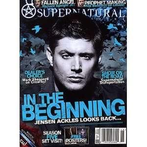 Supernatural Official Magazine #15 Newsstand Edition