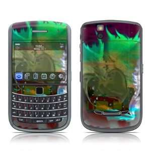 Night Star Design Skin Decal Sticker for Blackberry Bold