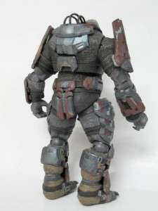TOYS HALO REACH SERIES 5 BRUTE CHIEFTAIN ACTION FIGURE