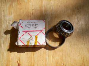 Mitsubishi Manual transmission bearing MD723327 OEM