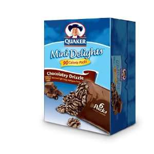 Snack Cakes Chocolatey Drizzle Flavor 90 Calorie Packs 6 Packs Per Box
