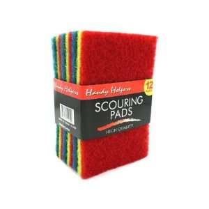 New   Scouring pad value pack   Case of 30 by handy