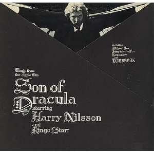 SON OF DRACULA [LP VINYL] HARRY NILSSON AND RINGO STARR Music