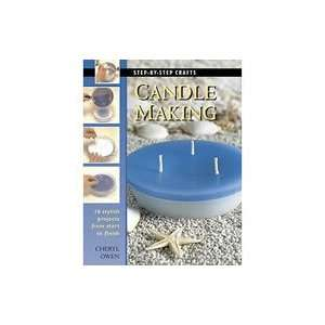Publishing International Candle Making Arts, Crafts & Sewing