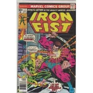 Iron Fist #7 Comic Book