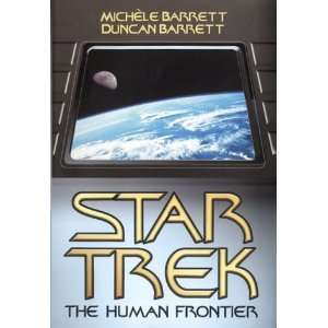Star Trek The Human Frontier (9780745624907) Michele
