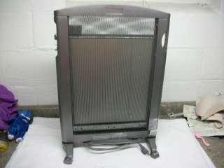 SPace Heater Nice 3 speed Adjustable Temp Setting Micathermic Ultra Th