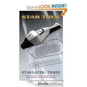 Star Trek Stargazer) Michael Jan Friedman  Kindle Store