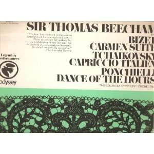 Ponchielli, Sir Thomas Beecham, The Columbia Symphony Orchestra: Music